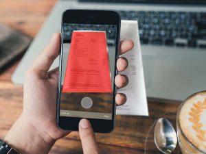 Digitale Belegverarbeitung für Steuerberater - Mandant scannt mobil - BDV Branchen-Daten-Verarbeitung GmbH