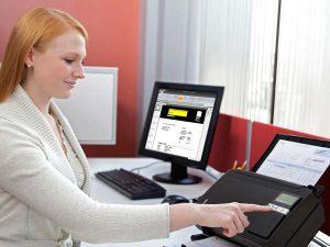 Dezentrales Scannen; Digitale Belegverarbeitung für Steuerberater - Mandant scannt selbst - BDV Branchen-Daten-Verarbeitung GmbH