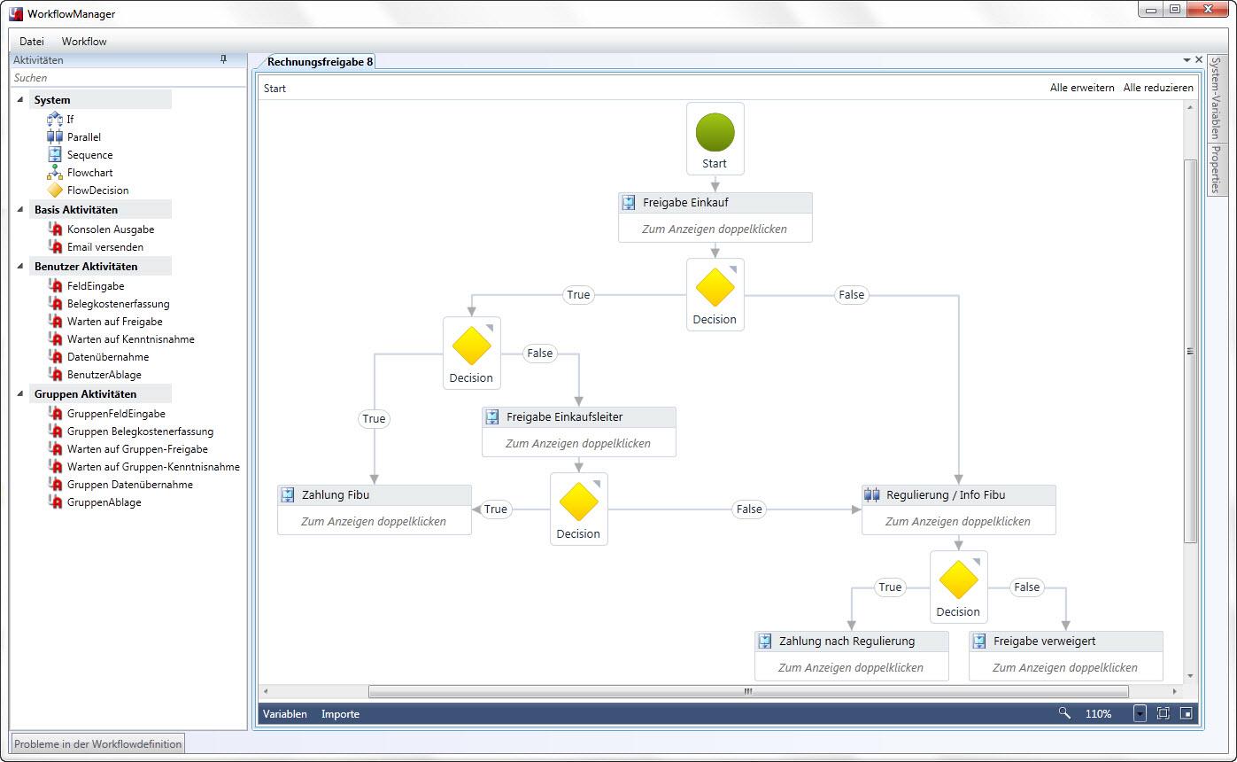 Prozesse optimieren mitWorkflow-Manager - BDV Branchen-Daten-Verarbeitung